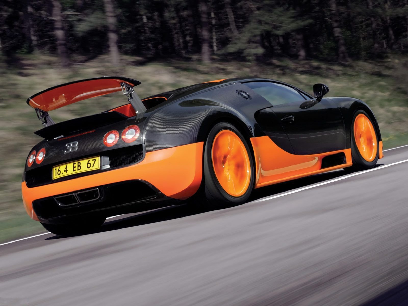 Free Download Bugatti Veyron Background Id298052 Hd 1600x1200 For