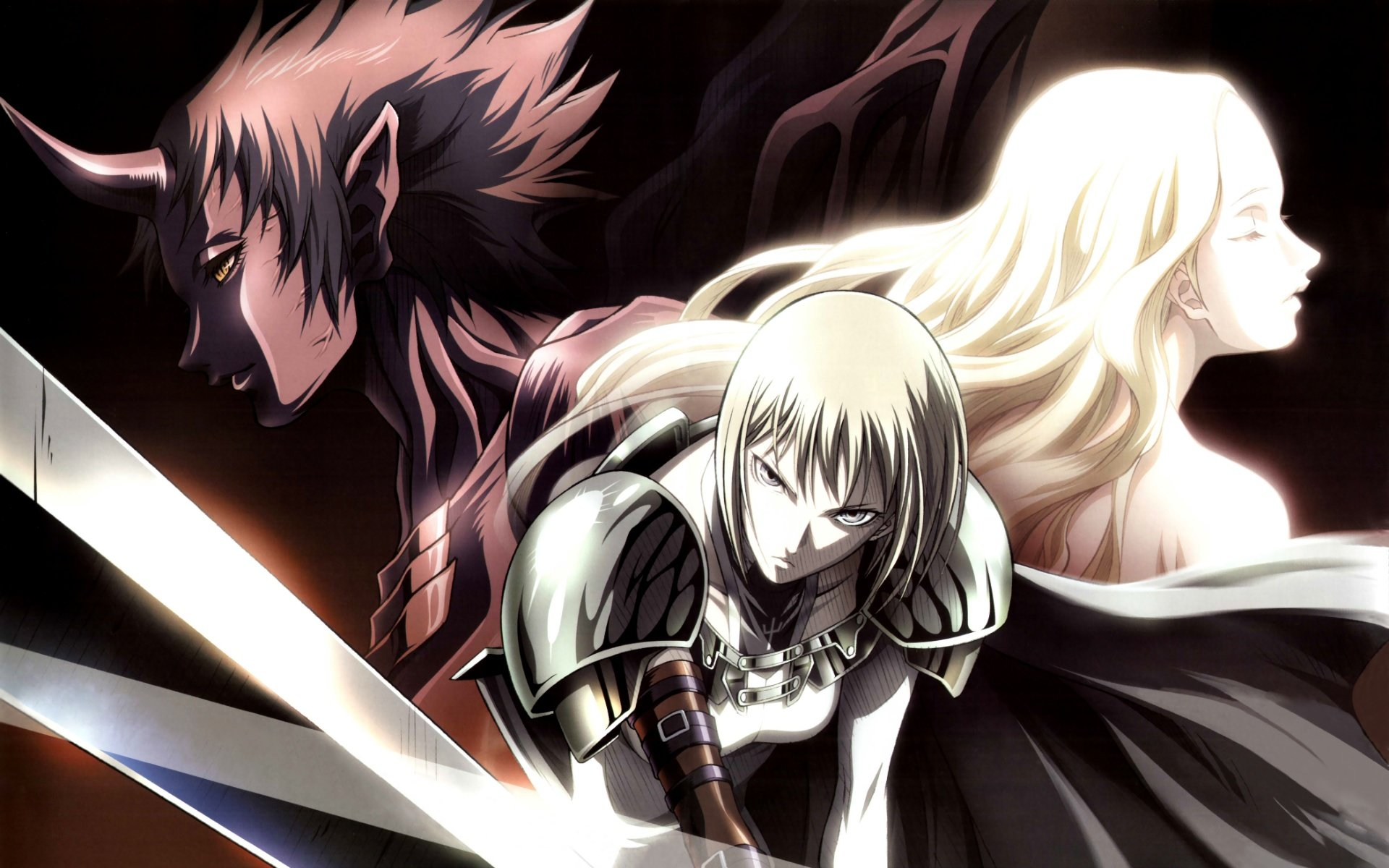 High resolution Claymore hd 1920x1200 background ID:351293 for PC