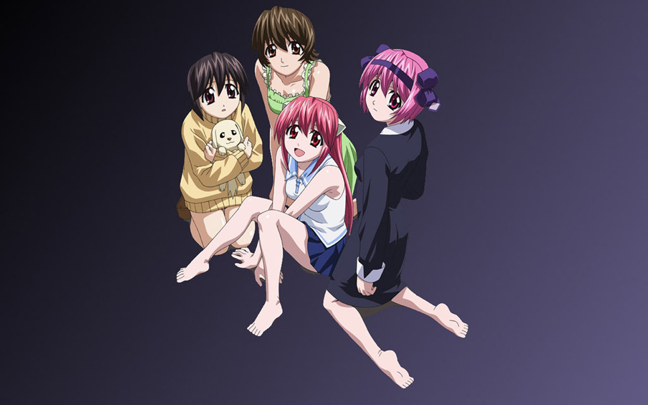 High resolution Elfen Lied hd 1280x800 background ID:384143 for desktop