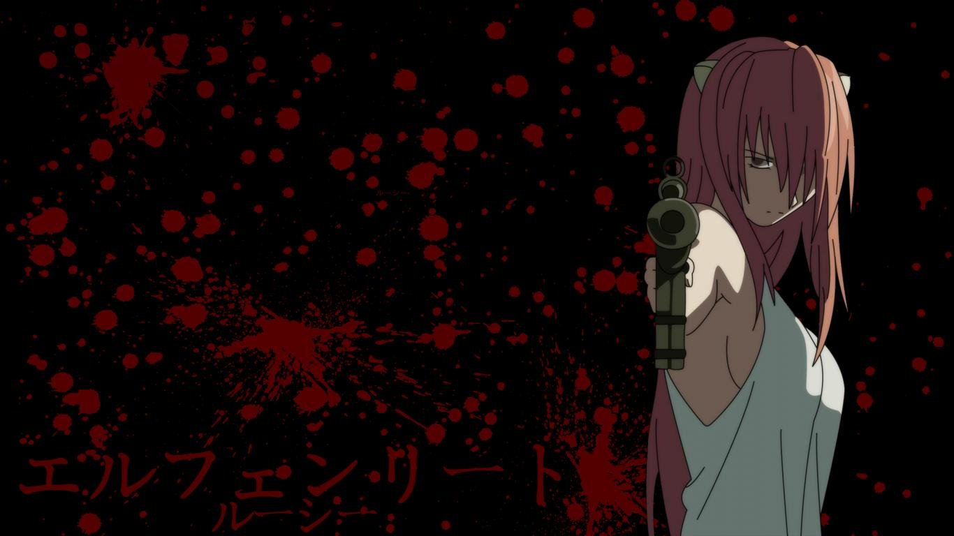 Best Elfen Lied wallpaper ID:384205 for High Resolution laptop PC