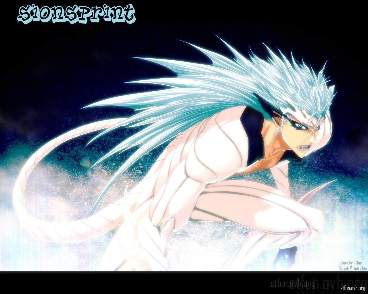 Download hd 1280x1024 Grimmjow Jaegerjaquez computer background ID:419088 for free