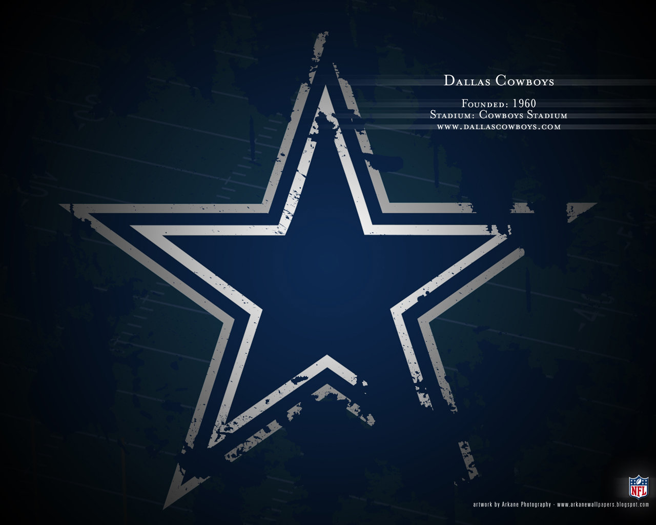 Free download Dallas Cowboys background ID:101581 hd 1280x1024 for computer