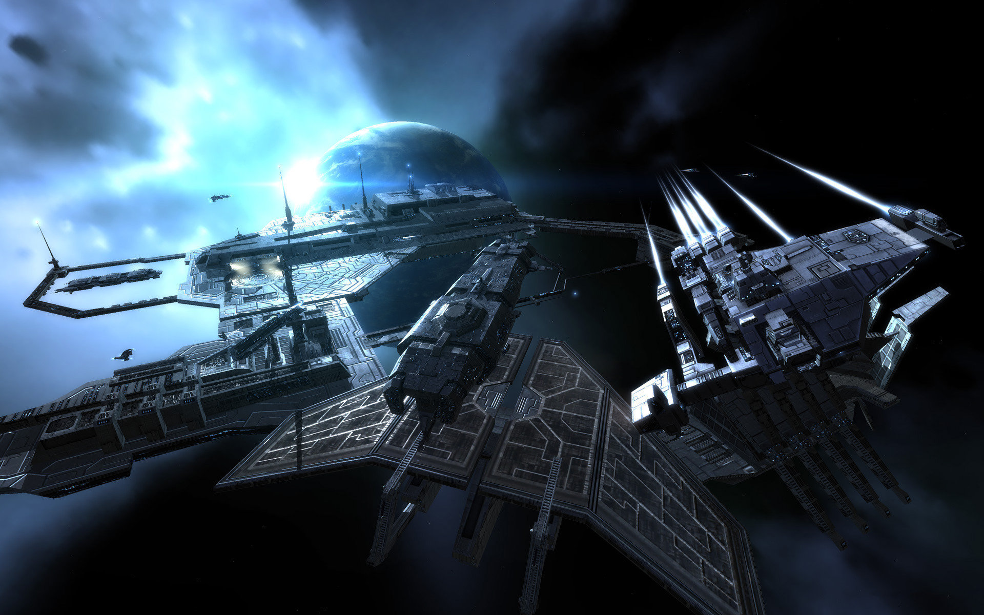 Free Download EVE Online Wallpaper ID169254 Hd 1920x1200 For Computer