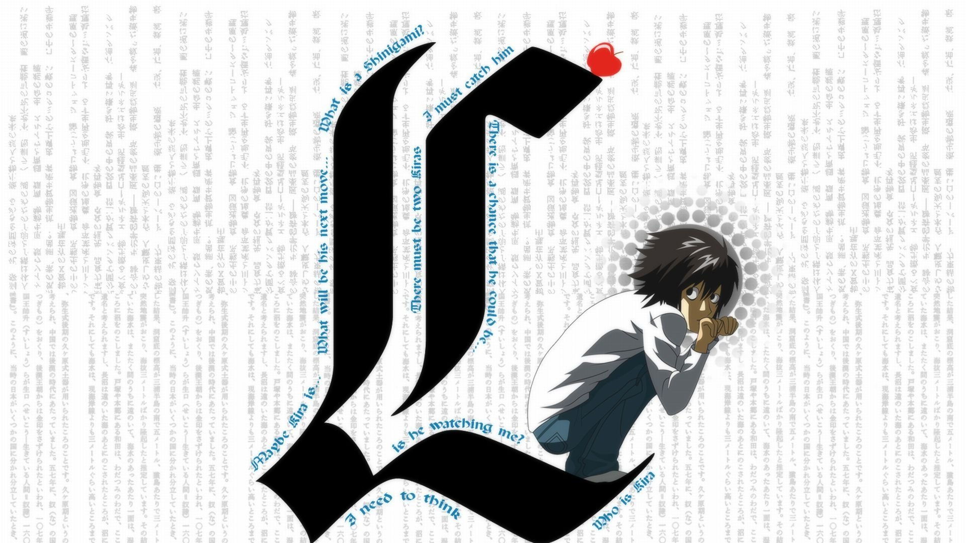 High resolution Death Note 1080p wallpaper ID:402554 for computer