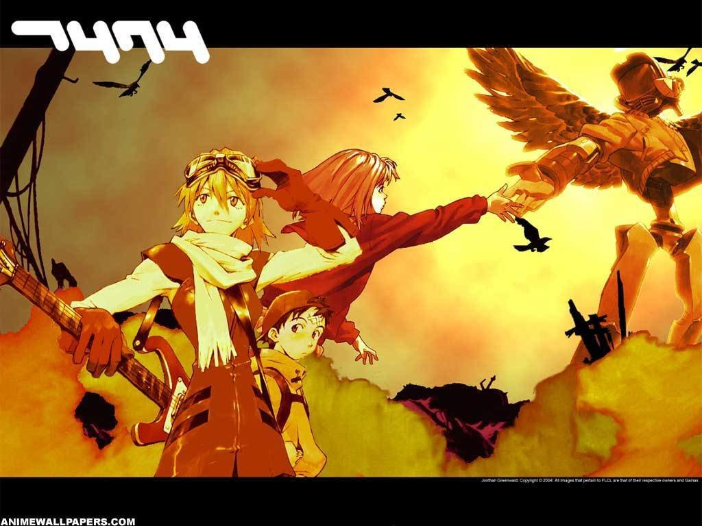 Free download FLCL wallpaper ID:339492 hd 1024x768 for desktop
