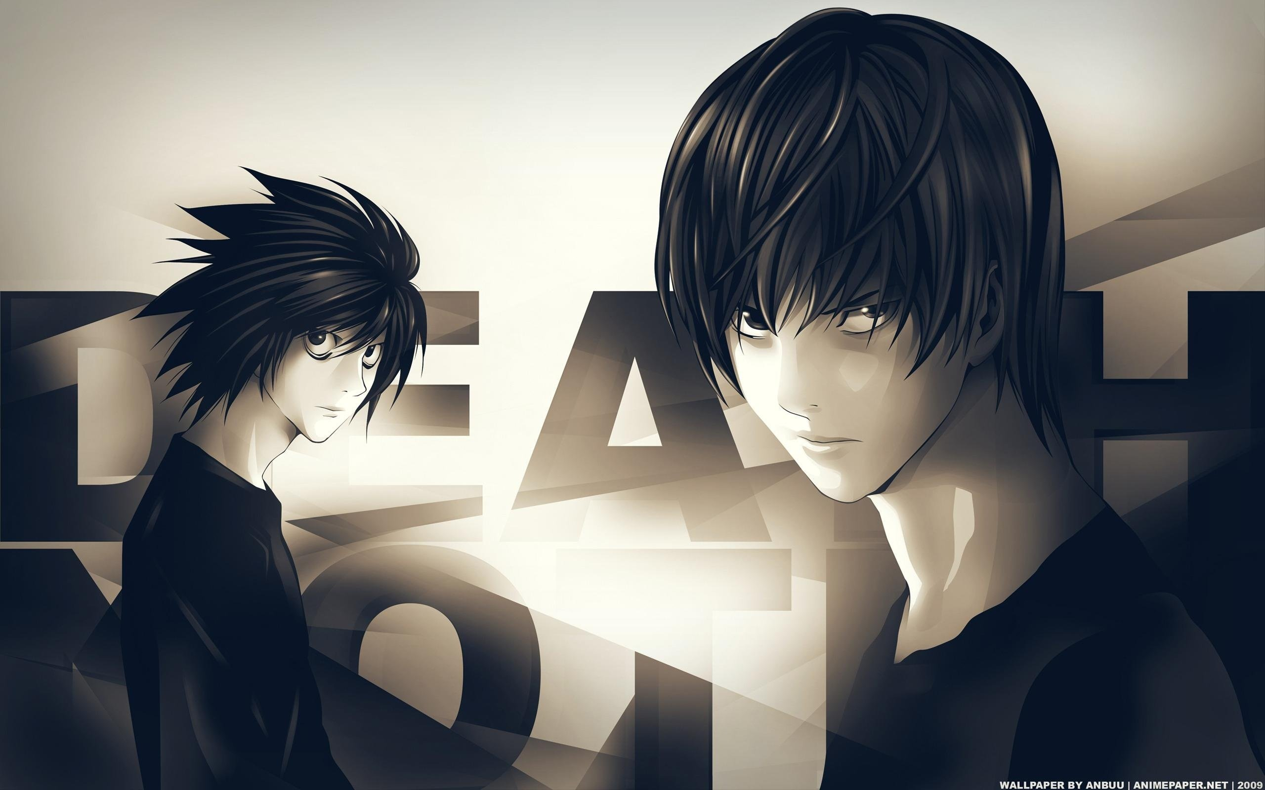 Awesome Light Yagami free background ID:402746 for hd 2560x1600 desktop