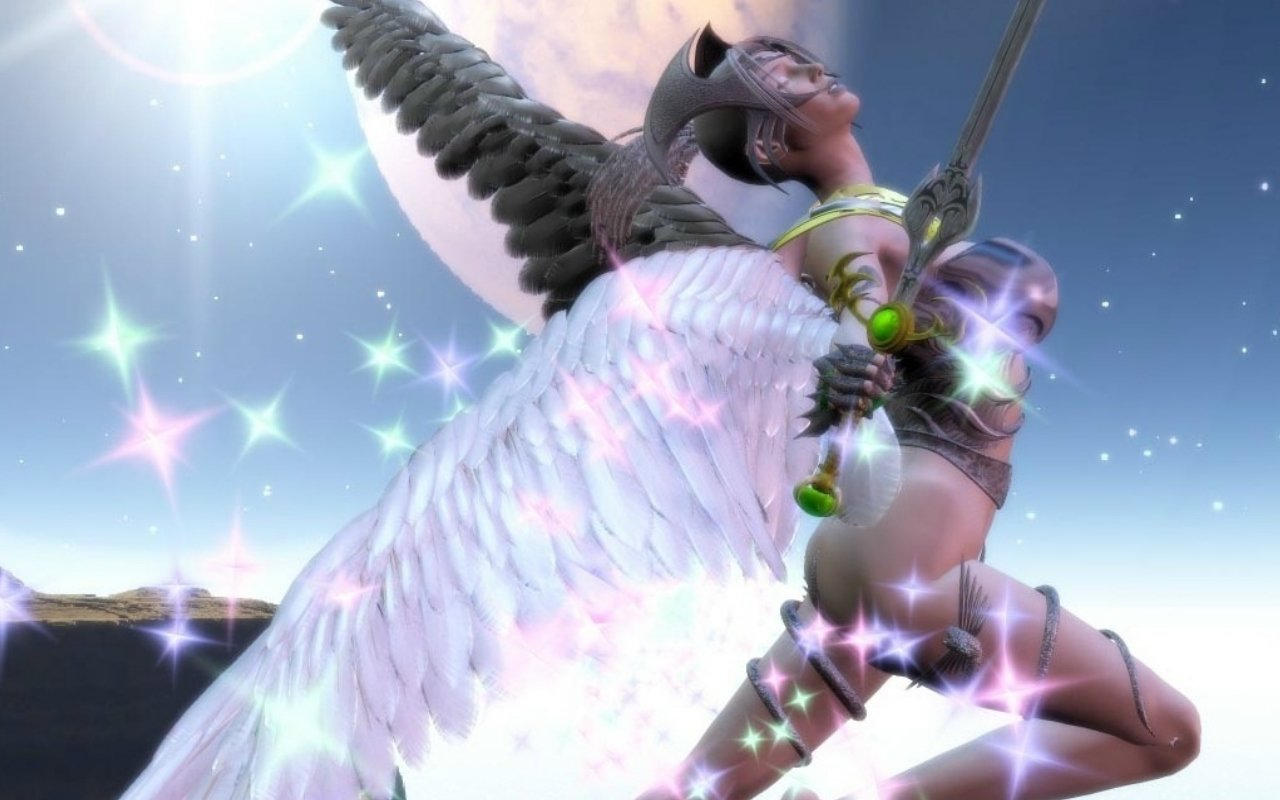 Free Angel Warrior high quality background ID:352217 for hd 1280x800 desktop
