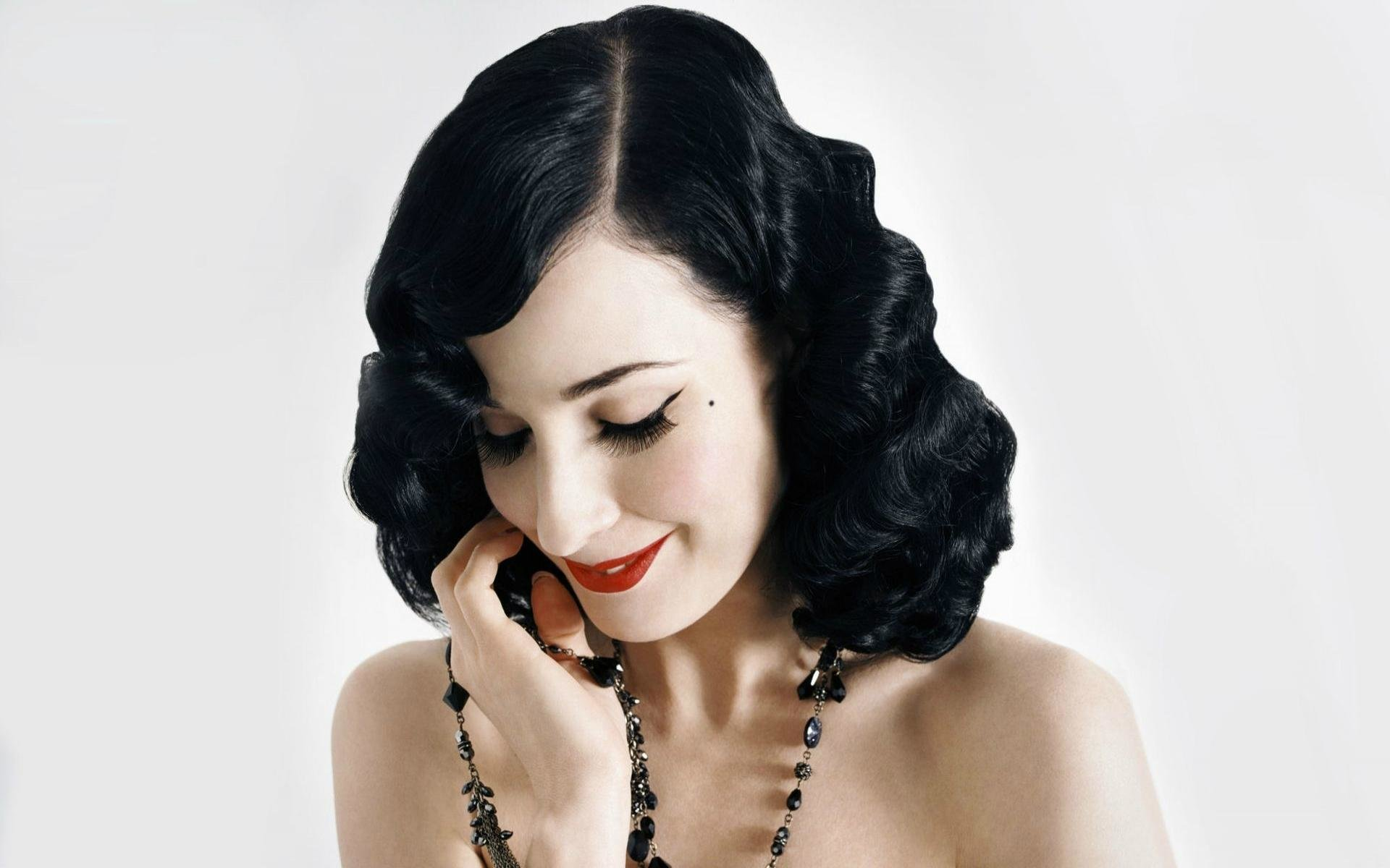 Free download Dita Von Teese wallpaper ID:10102 hd 1920x1200 for PC