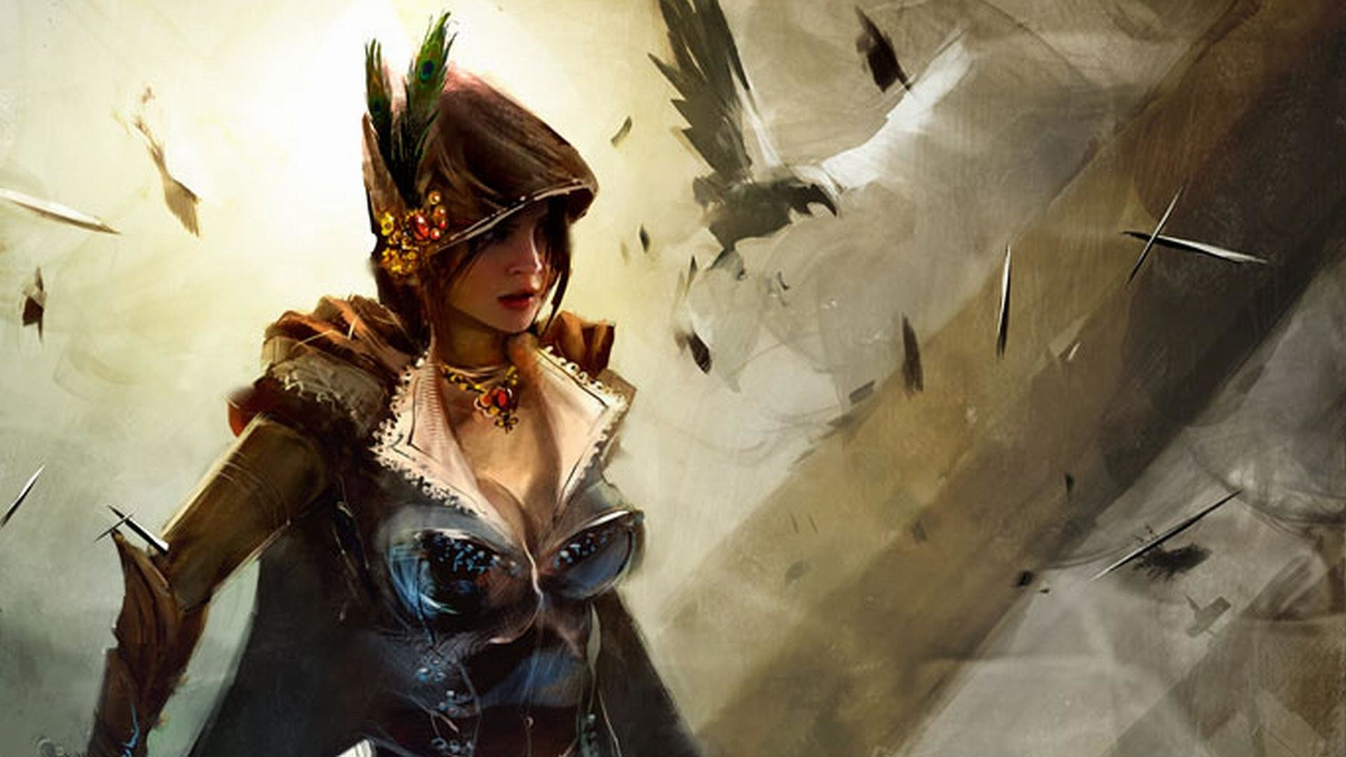 Best Guild Wars 2 Wallpaper Id 445142 For High Resolution 1080p