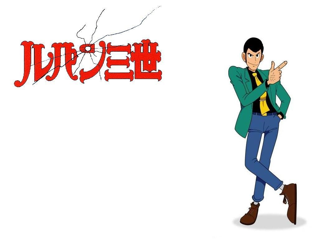 Best Lupin The Third (3rd III) wallpaper ID:50297 for High Resolution hd 1024x768 PC