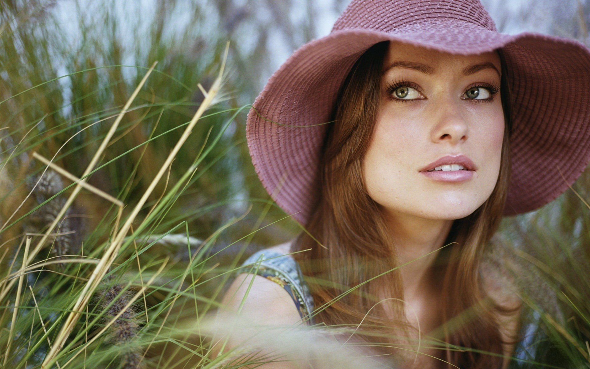 High resolution Olivia Wilde hd 1920x1200 background ID:76300 for desktop