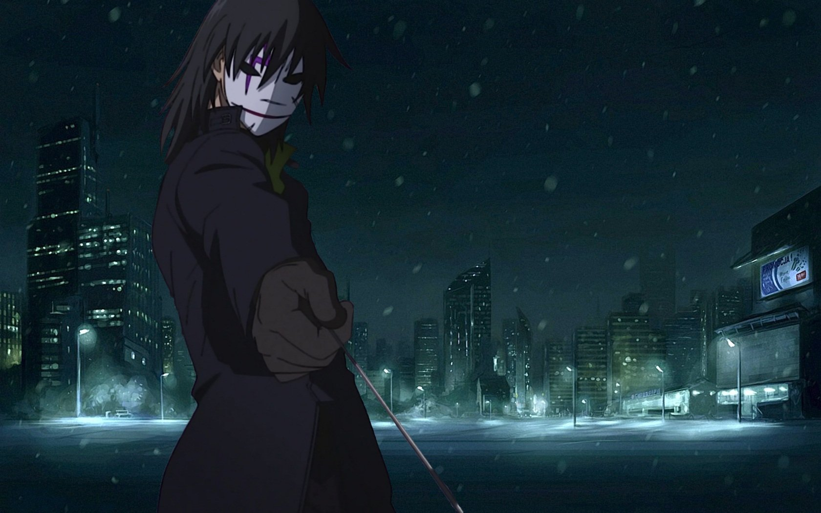 Awesome Darker Than Black free wallpaper ID:110178 for hd 1680x1050 PC