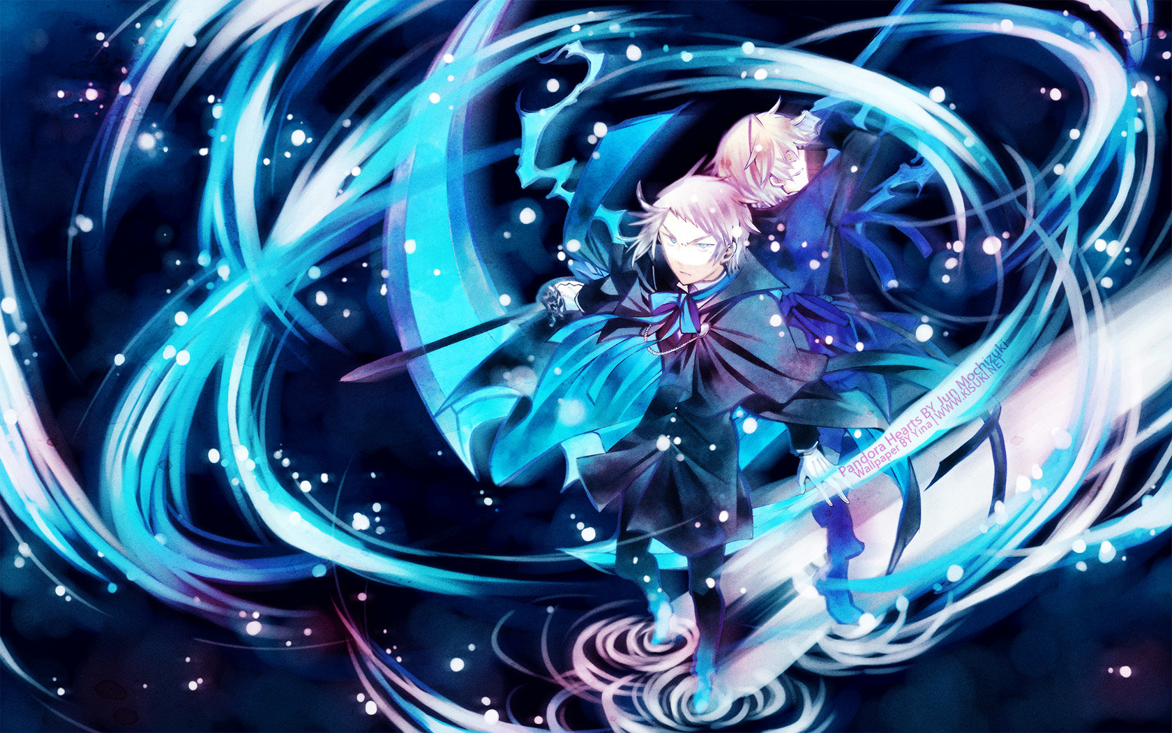 Best Pandora Hearts background ID:48972 for High Resolution hd 1680x1050 computer