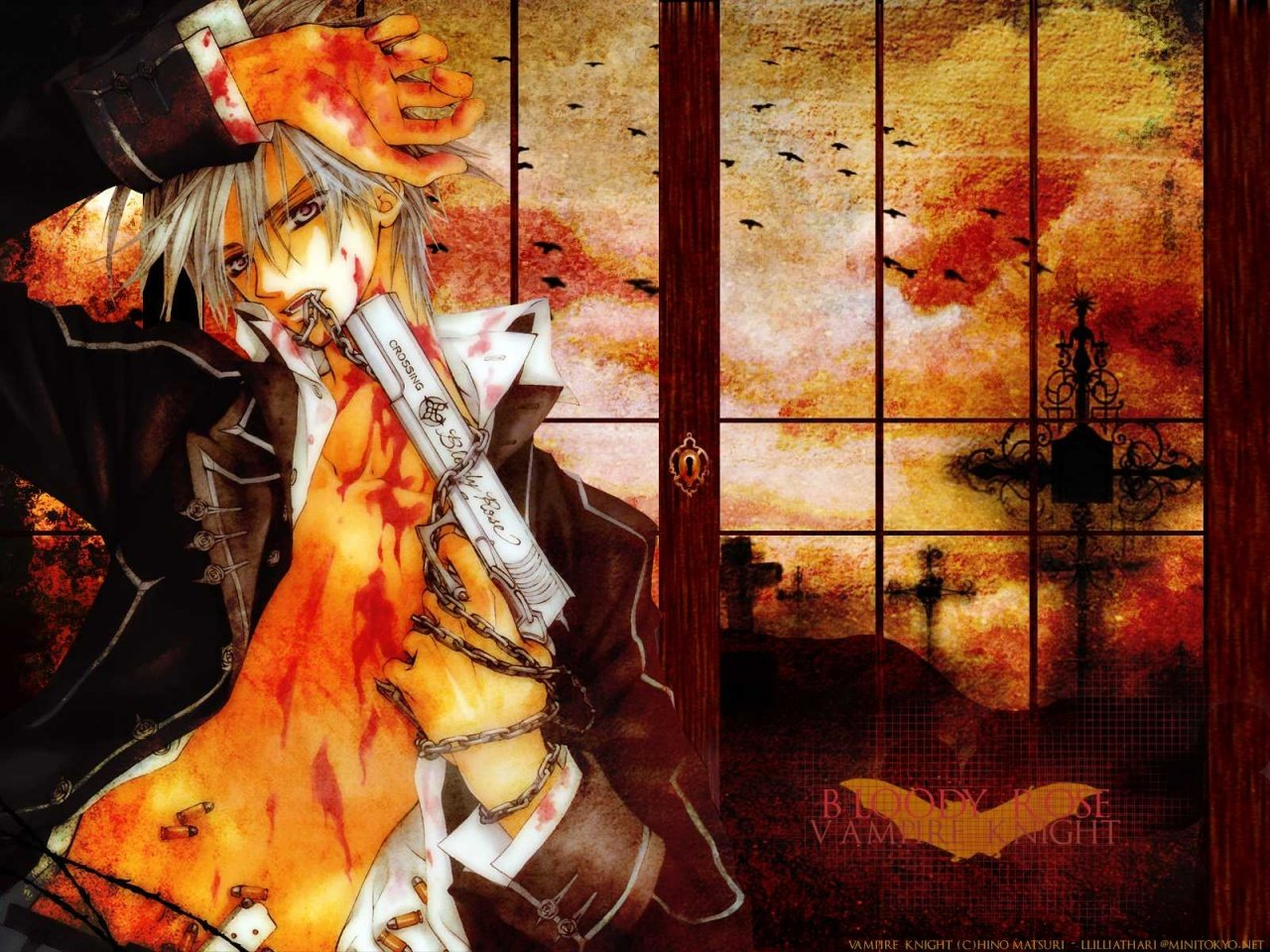 High resolution Vampire Knight hd 1280x960 wallpaper ID:390488 for desktop