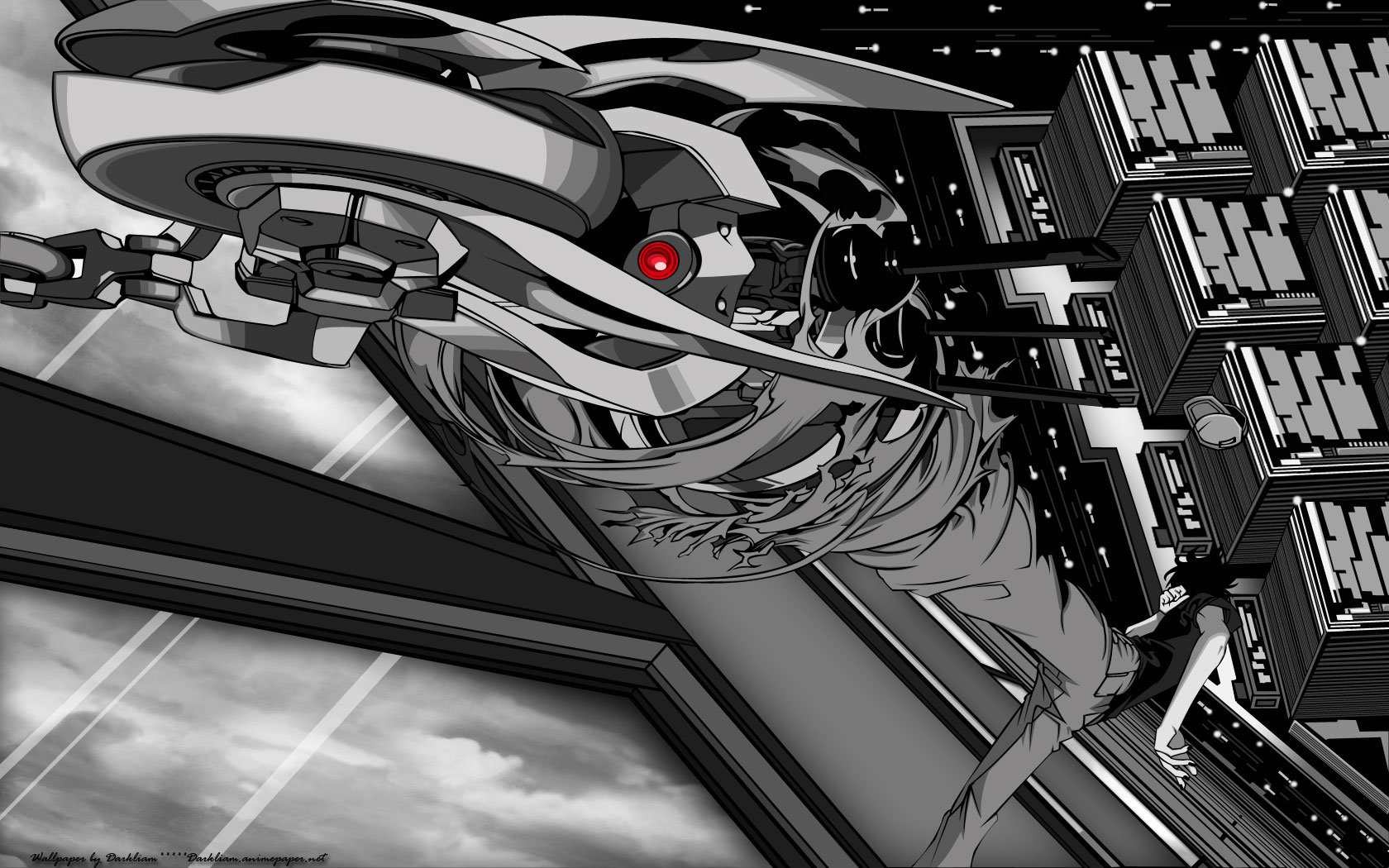 Awesome Air Gear free wallpaper ID:84988 for hd 1680x1050 desktop