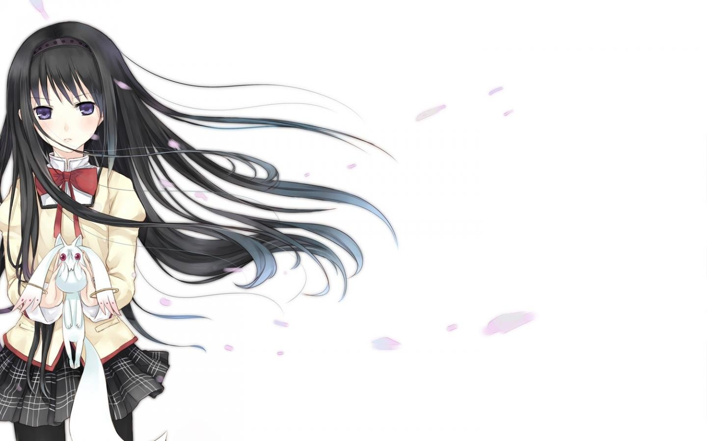 Free download Homura Akemi background ID:31912 hd 1440x900 for desktop
