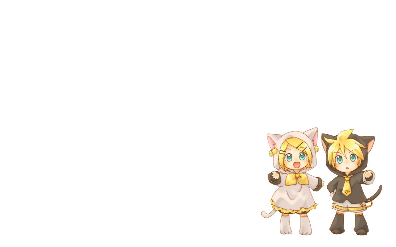 Free Len Kagamine high quality background ID:1834 for hd 1280x800 desktop
