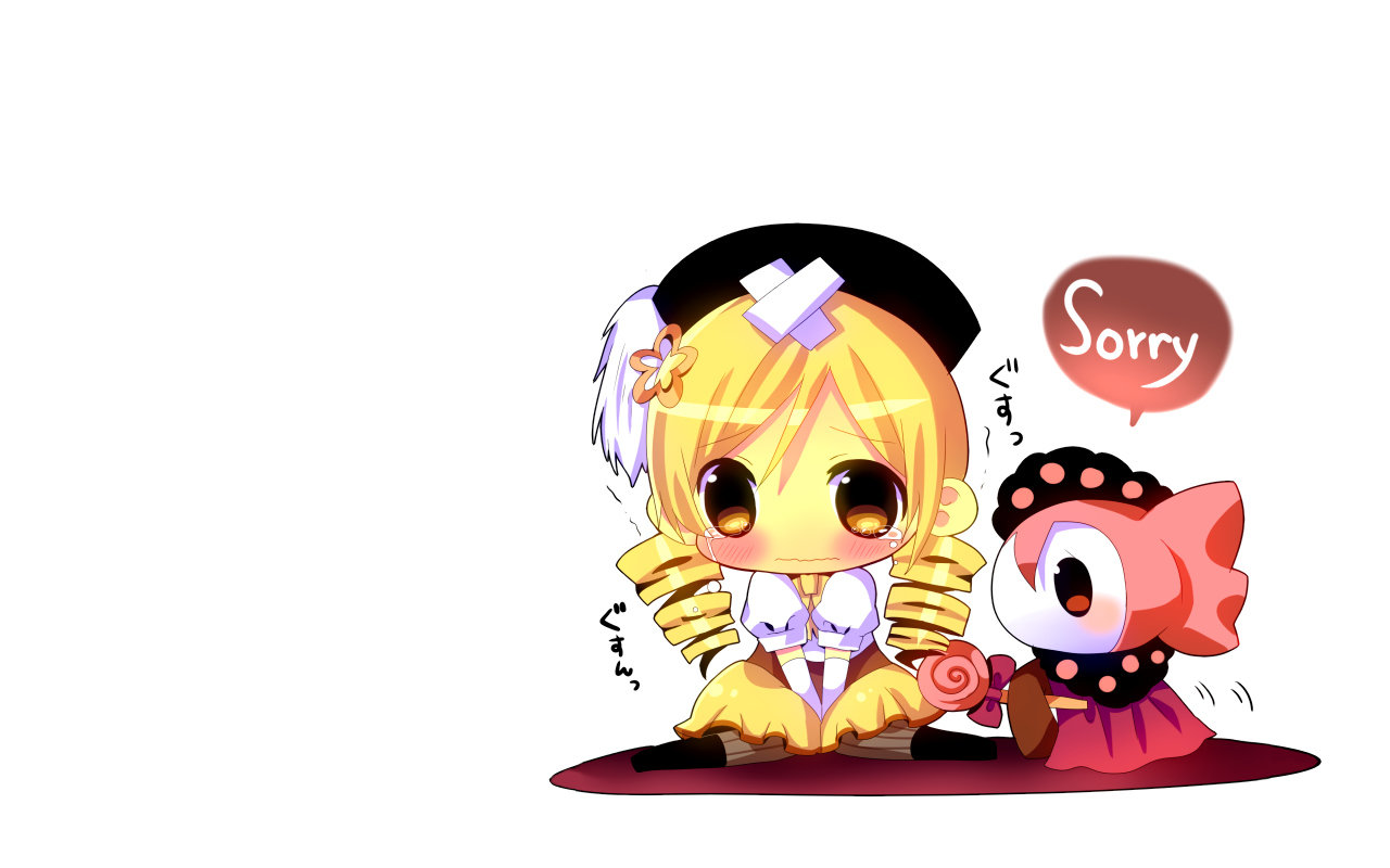 Free download Mami Tomoe background ID:31633 hd 1280x800 for desktop