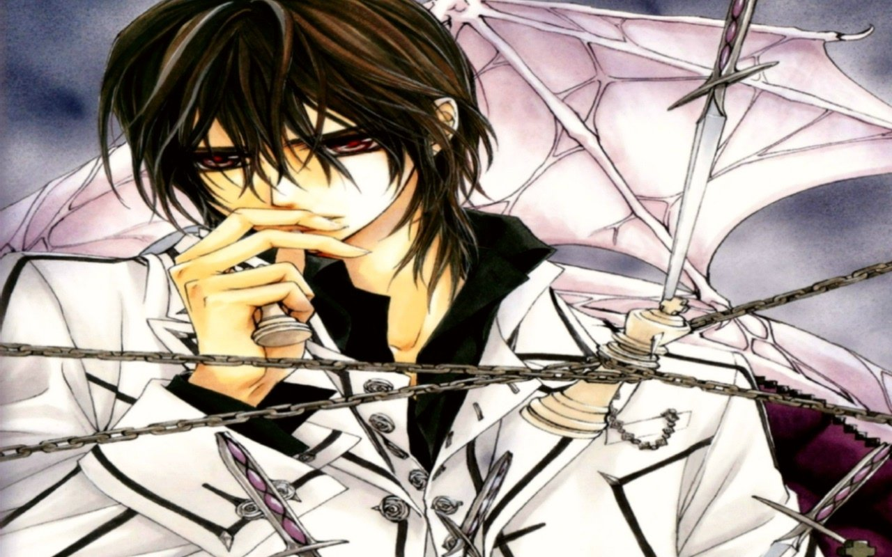 Best Vampire Knight background ID:390453 for High Resolution hd 1280x800 PC