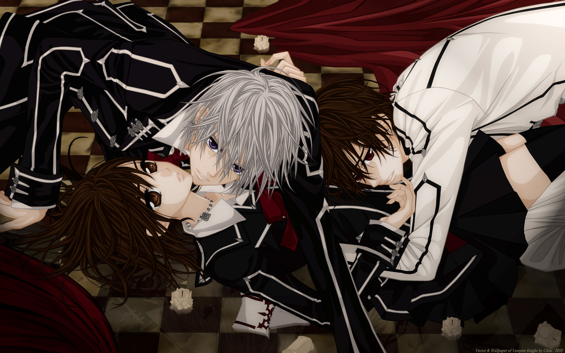 High resolution Vampire Knight hd 1920x1200 background ID:390489 for computer