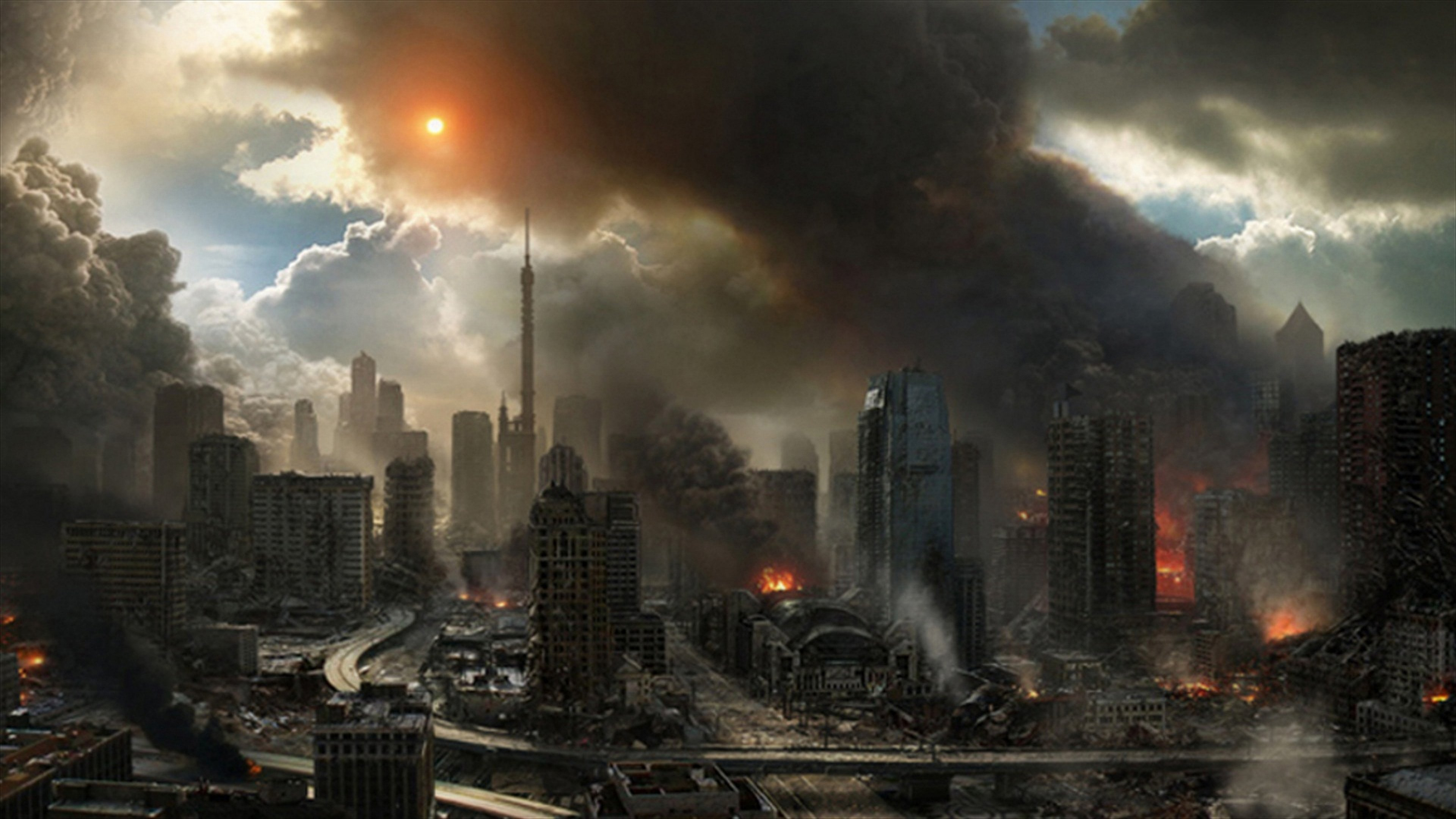 Free Apocalyptic high quality wallpaper ID:47403 for ultra hd 4k desktop