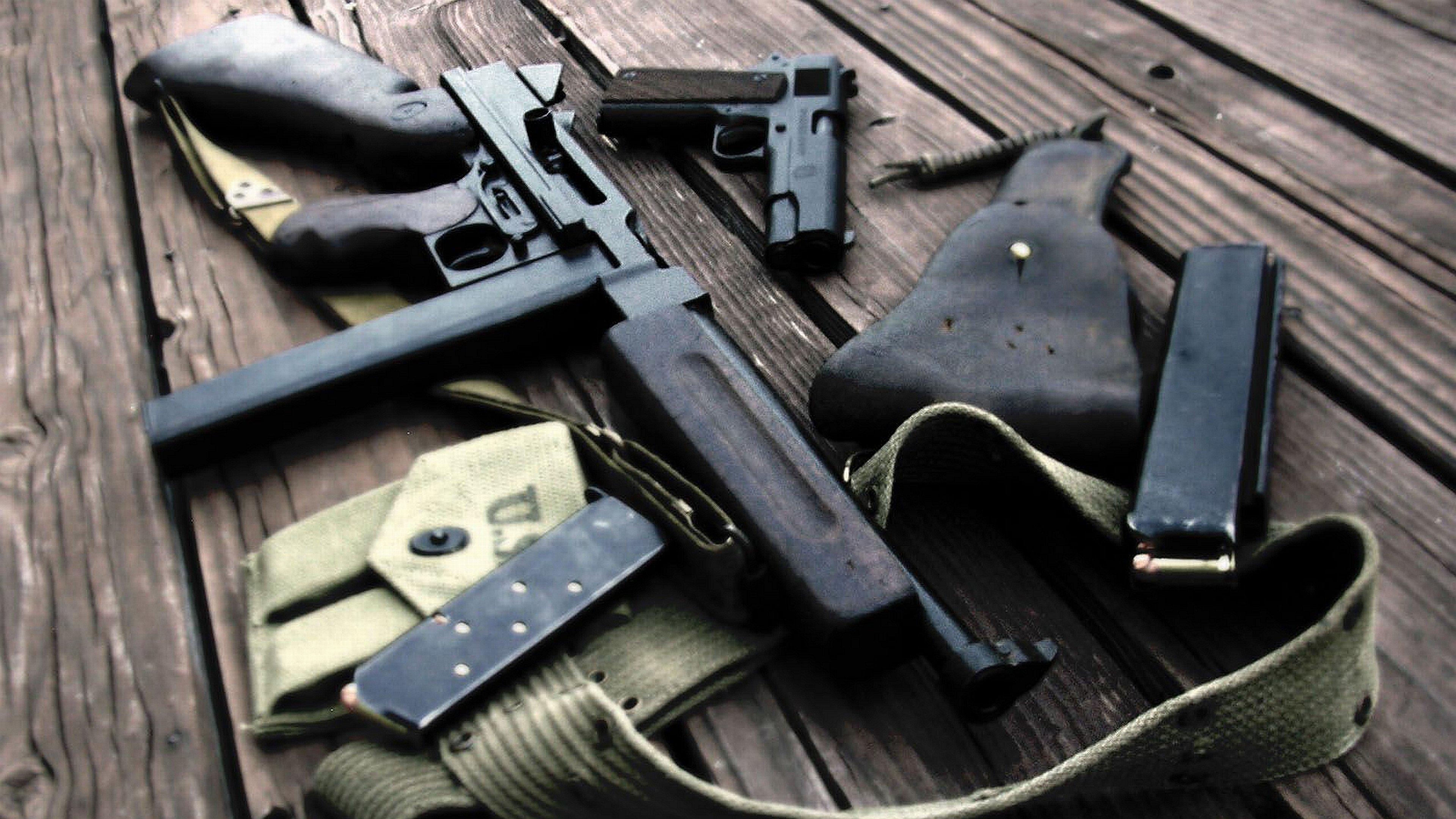 submachine gun wallpapers hd for desktop backgrounds