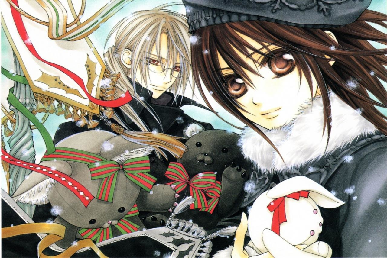 High resolution Vampire Knight hd 1280x854 background ID:390481 for PC