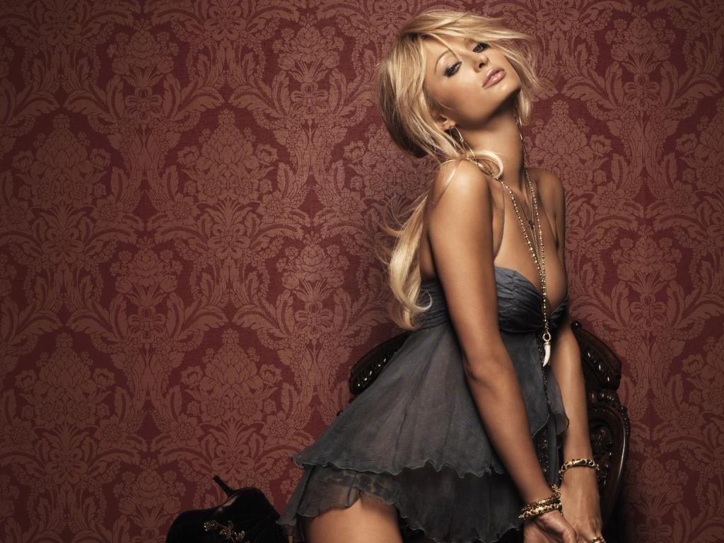 Best Paris Hilton wallpaper ID:34619 for High Resolution hd 1024x768 computer