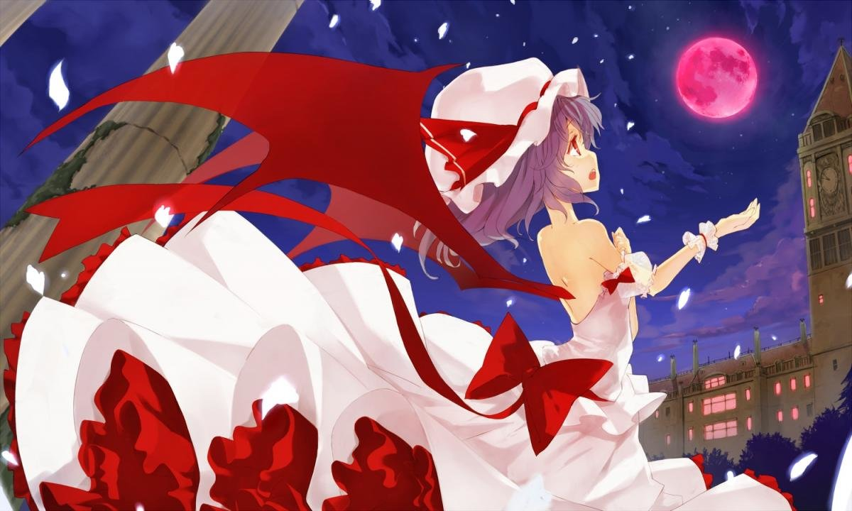 Best Remilia Scarlet wallpaper ID:225559 for High Resolution hd 1200x720 PC