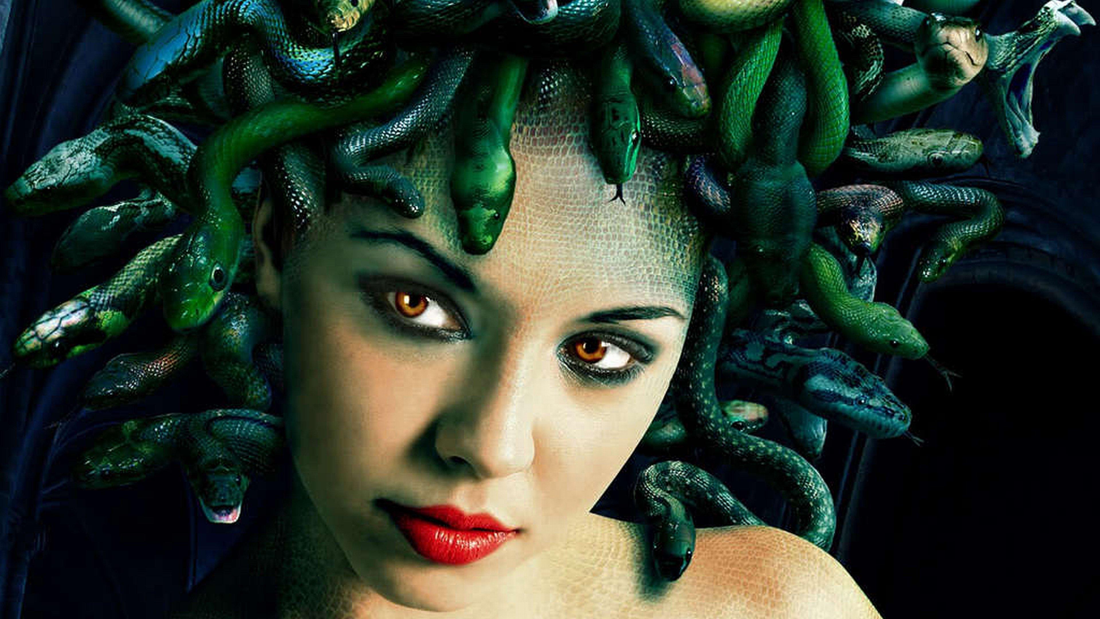 Medusa Wallpapers Hd For Desktop Backgrounds