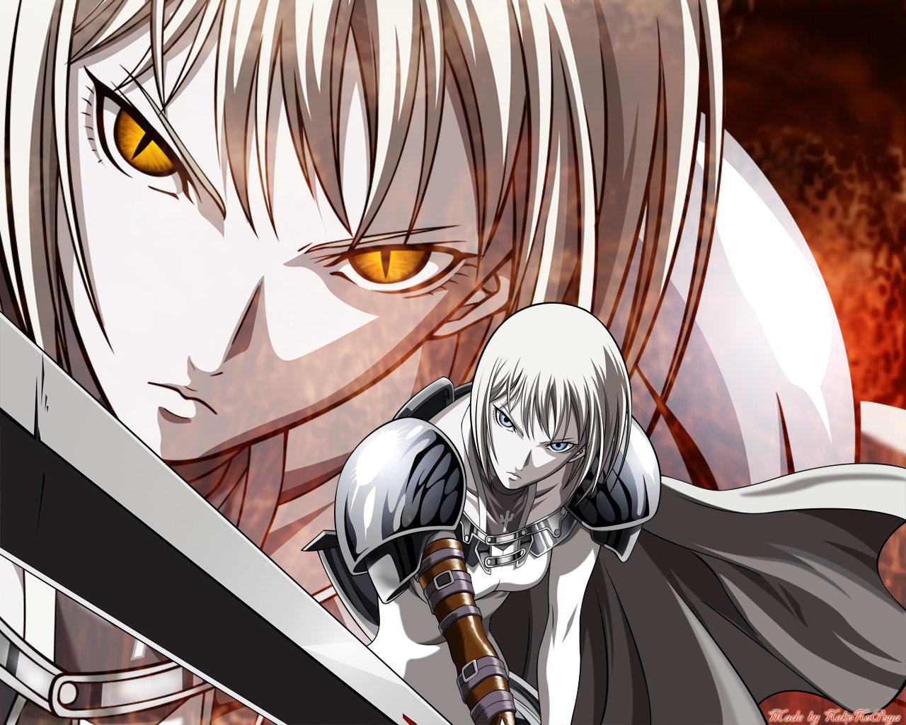 Free download Claymore background ID:351328 hd 1280x1024 for computer