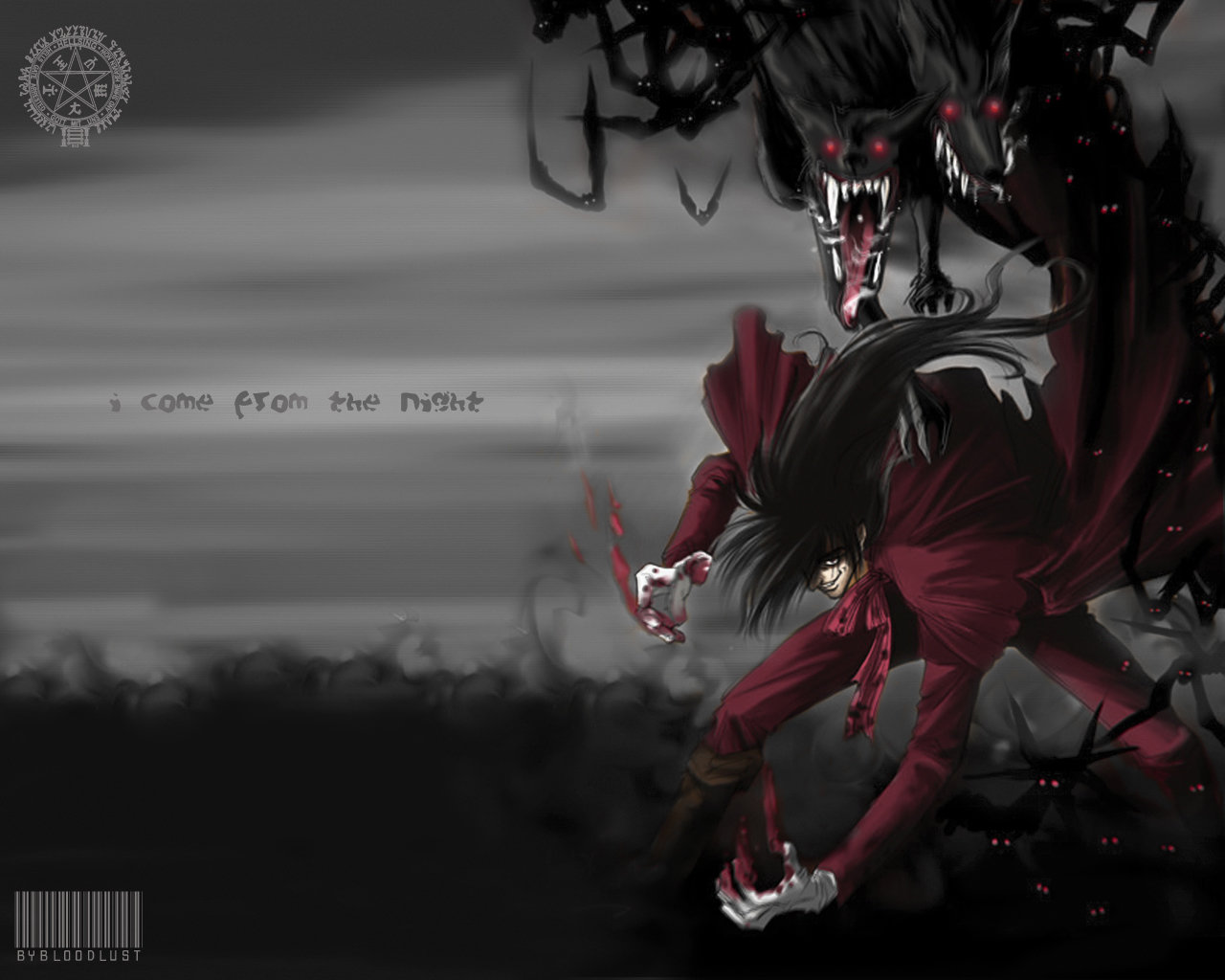 Best Hellsing background ID:329516 for High Resolution hd 1280x1024 desktop