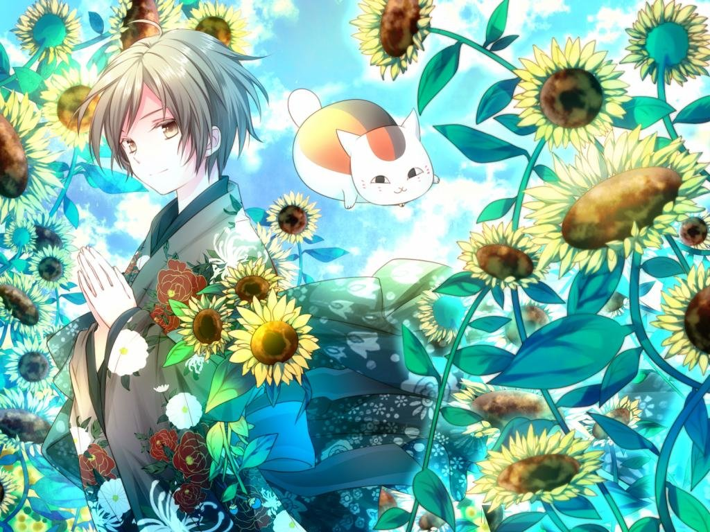 Download hd 1024x768 Natsume Yuujinchou computer wallpaper ID:101372 for free
