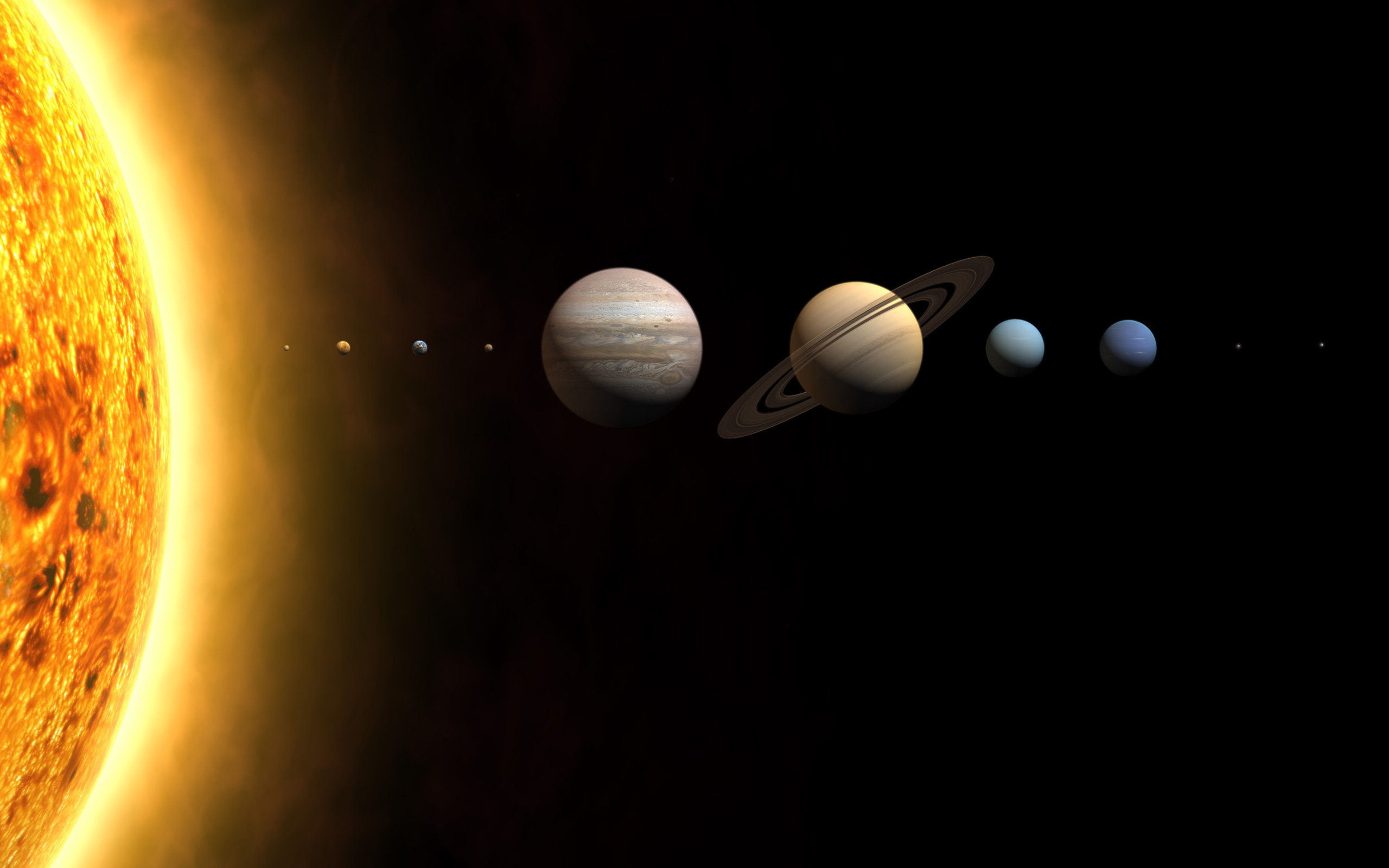 Best Solar System background ID:32543 for High Resolution hd 2560x1600 computer
