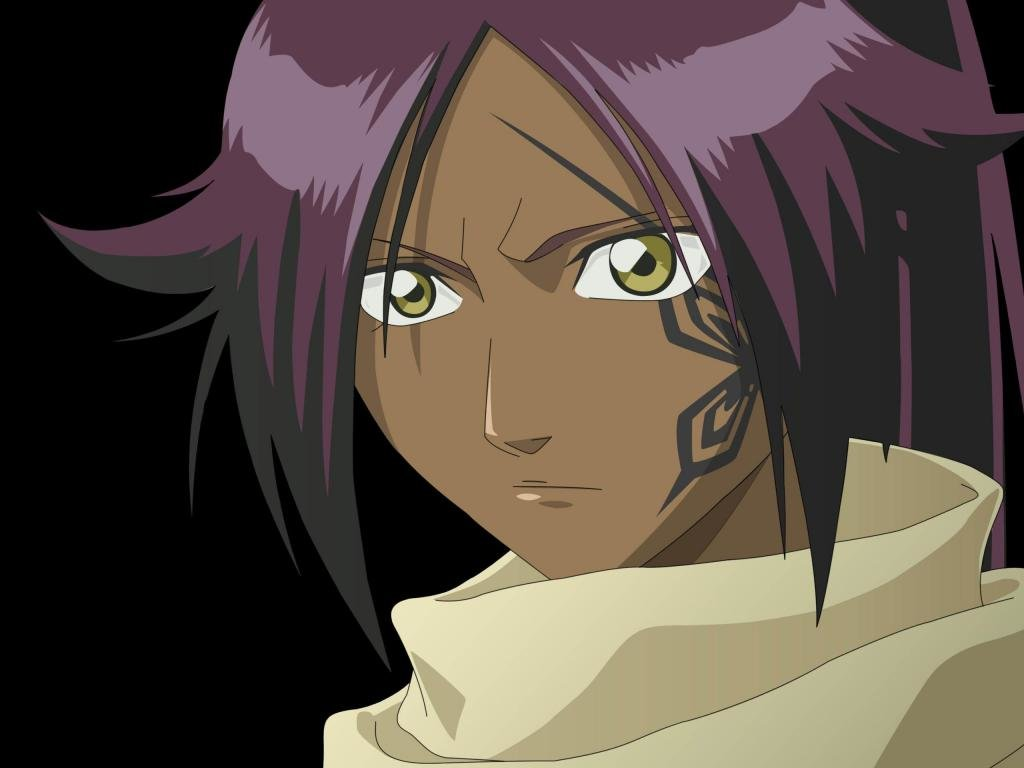 Free download Yoruichi Shihoin background ID:416582 hd 1024x768 for PC