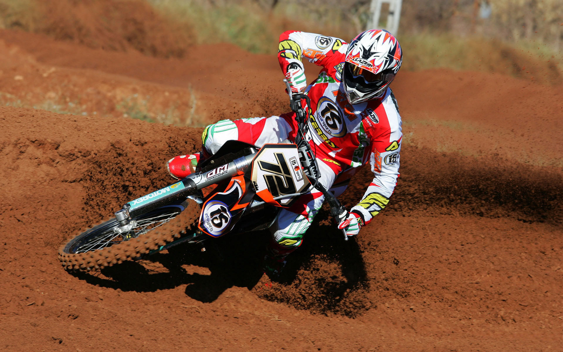 Download hd 1920x1200 Motocross (Dirt Bike) desktop background ID:378344 for free