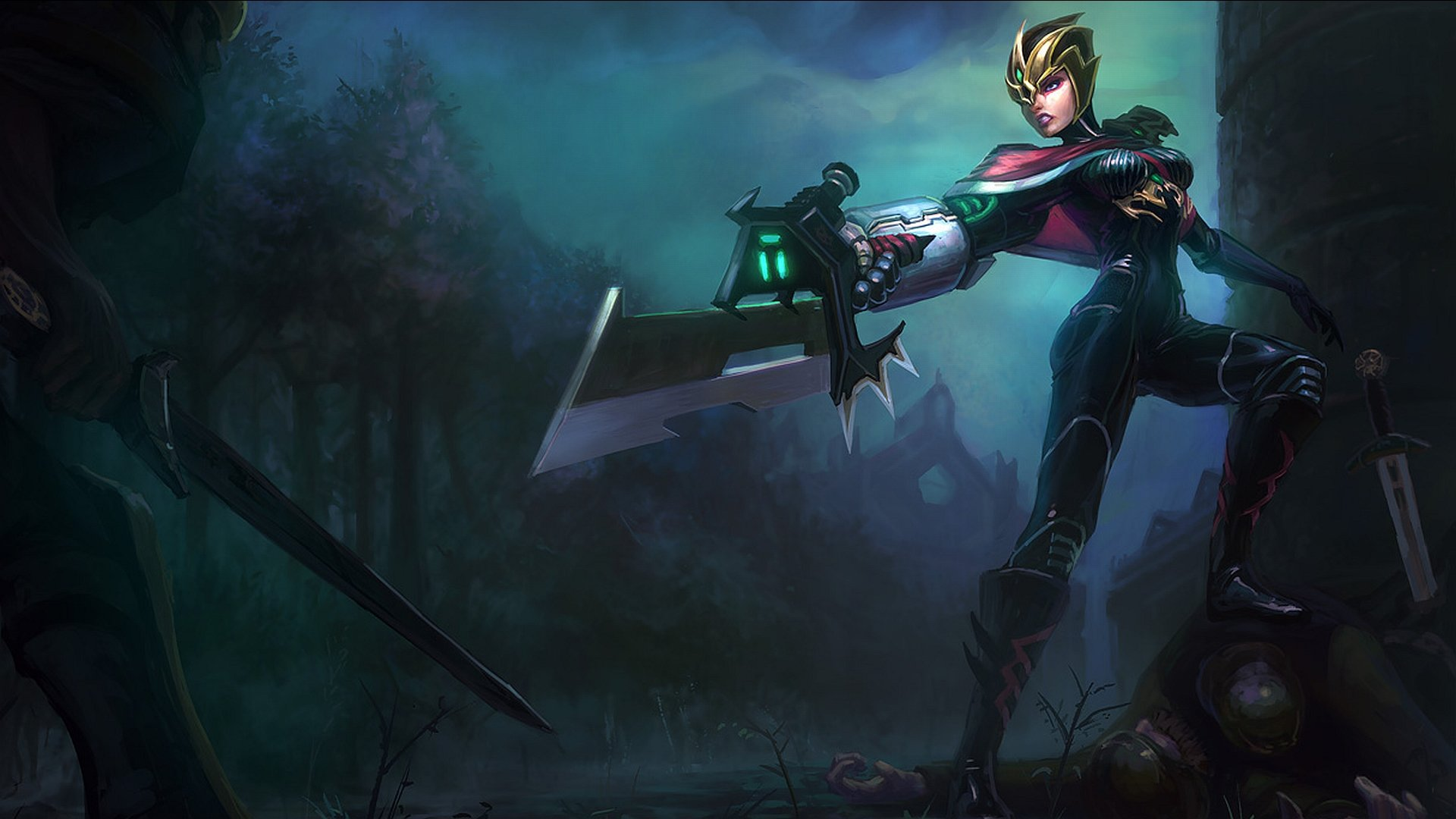 Awesome Riven League Of Legends Free Wallpaper ID173885 For Full Hd PC