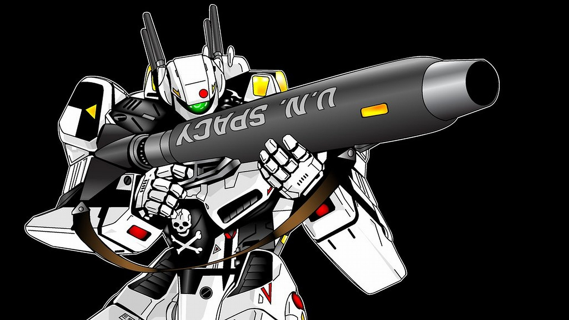 Awesome Robotech free background ID:408389 for hd 1920x1080 desktop