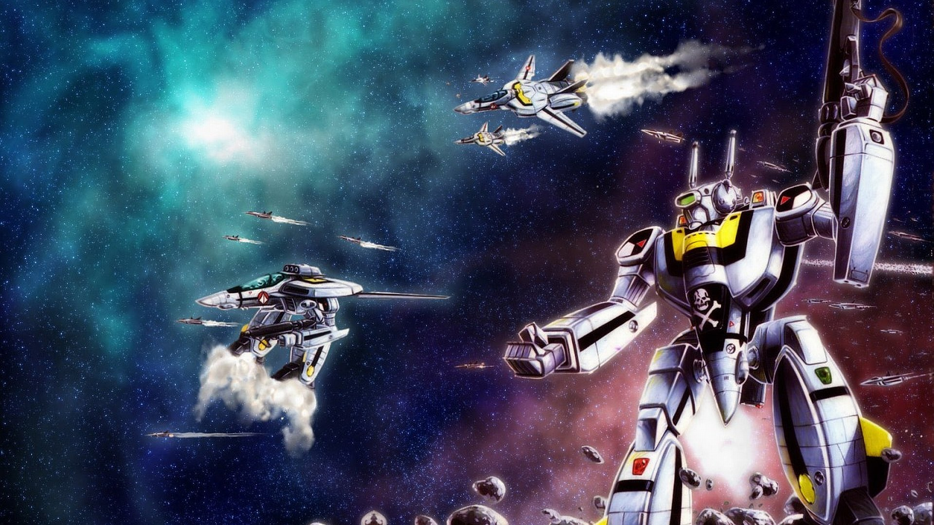 Free Robotech high quality wallpaper ID:408391 for full hd 1080p PC