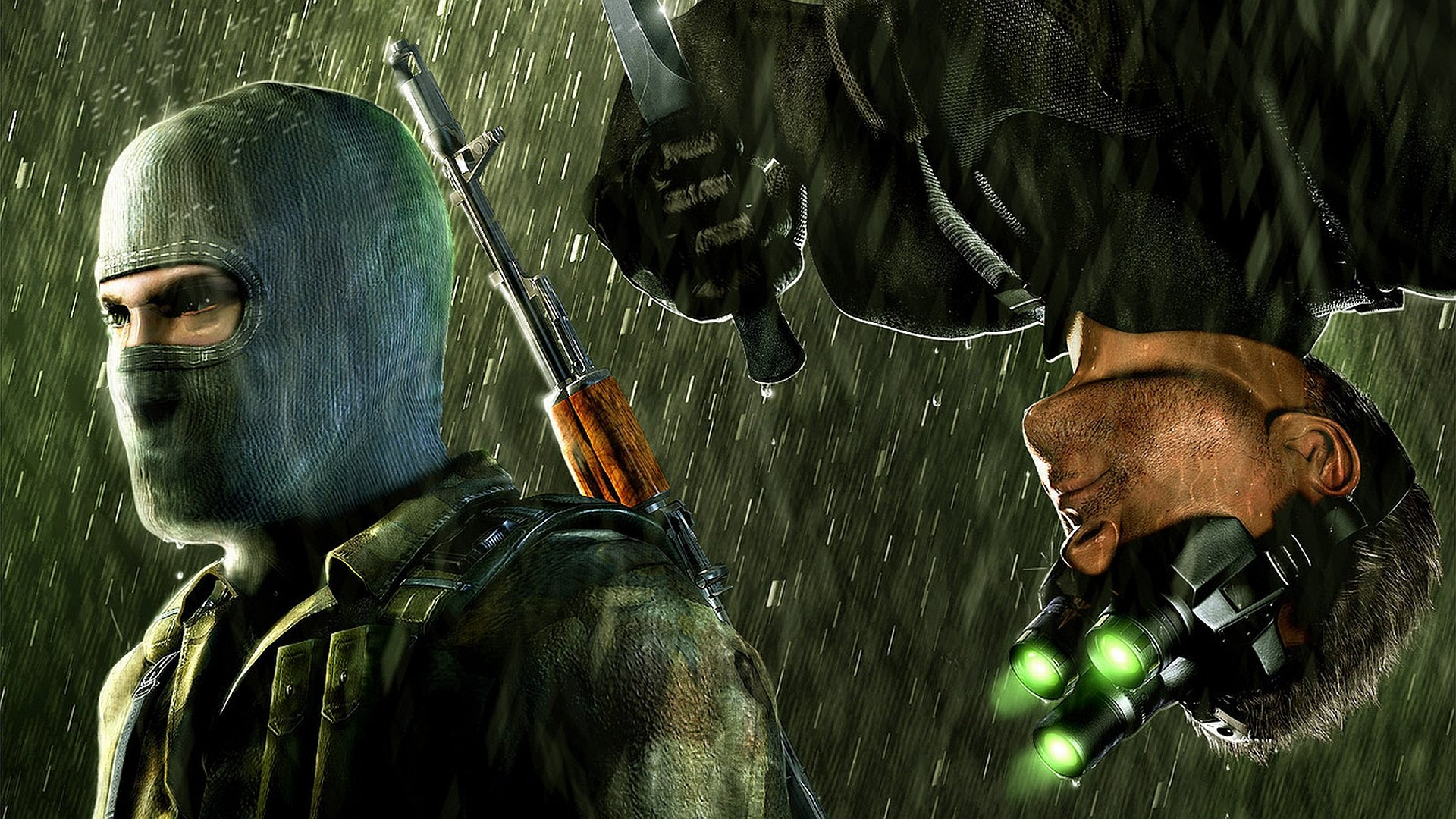 Best Tom Clancys Splinter Cell Chaos Theory Background ID137692 For High Resolution Hd