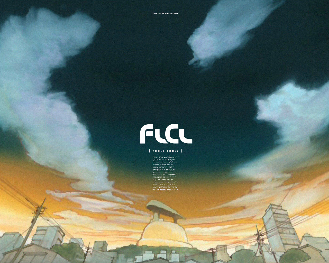 Best FLCL wallpaper ID:339502 for High Resolution hd 1280x1024 desktop