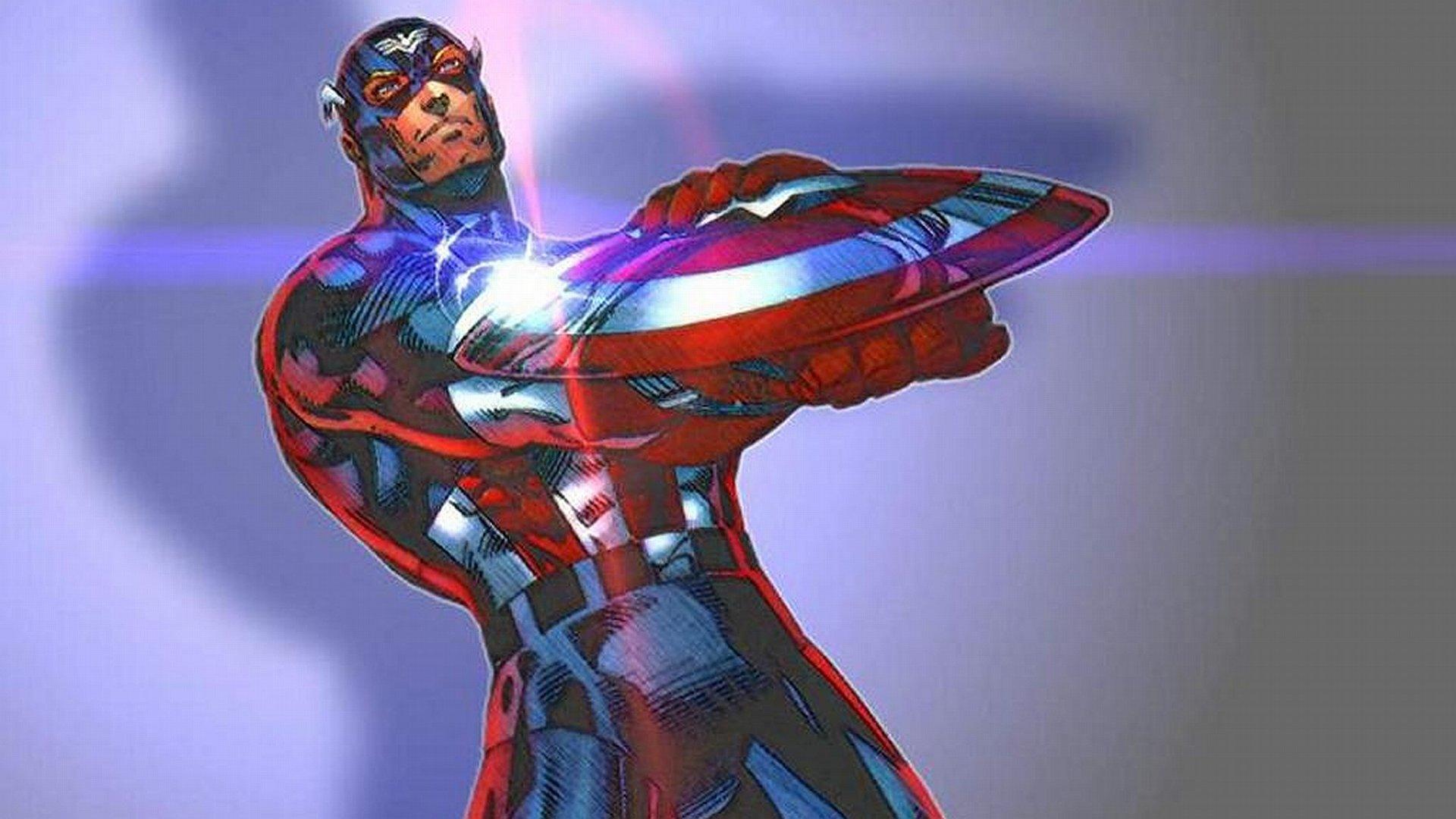 Captain America Marvel Comics Wallpapers 1920x1080 Full Hd 1080p Desktop Backgrounds