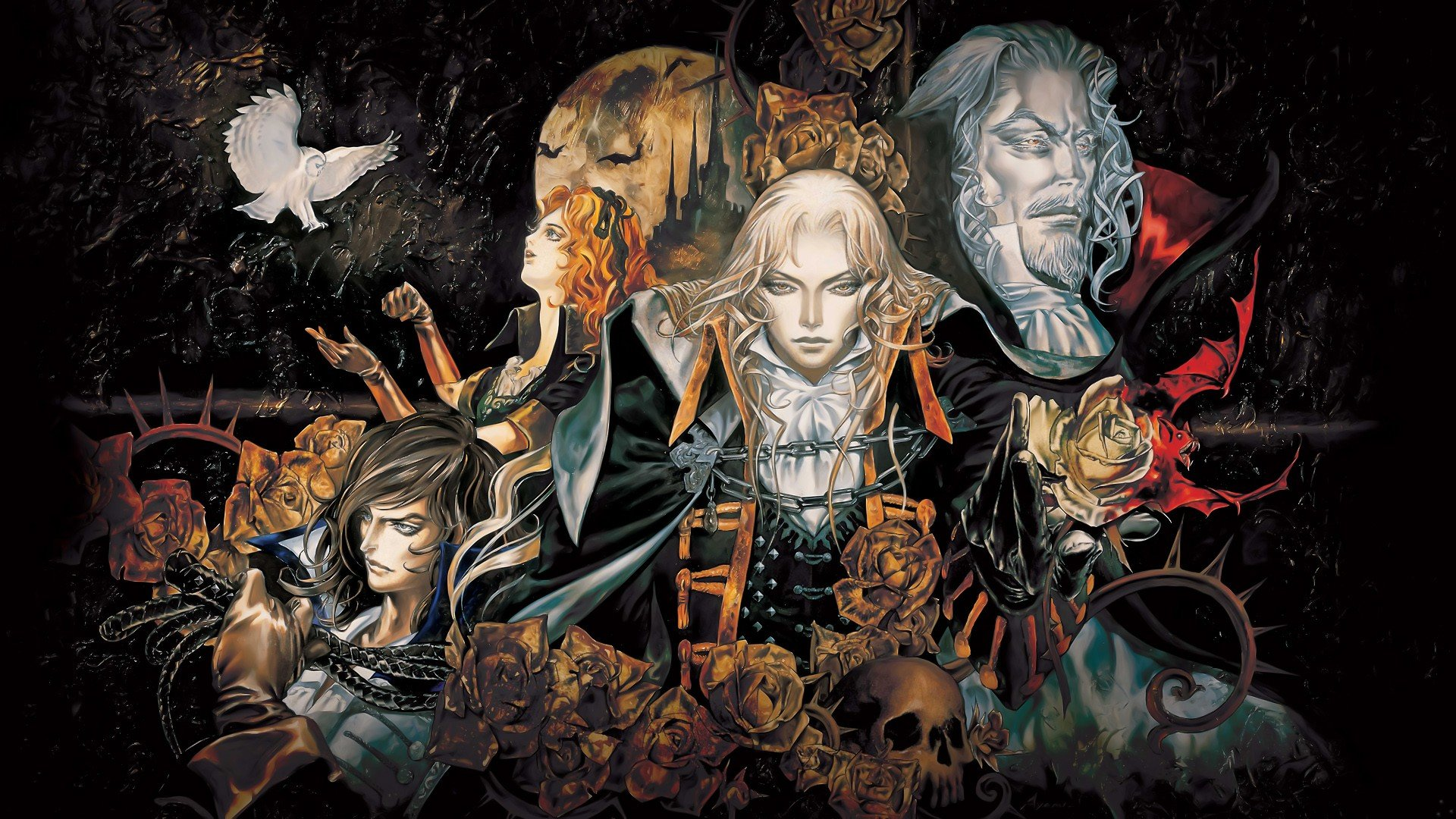 Castlevania Wallpapers Hd For Desktop Backgrounds