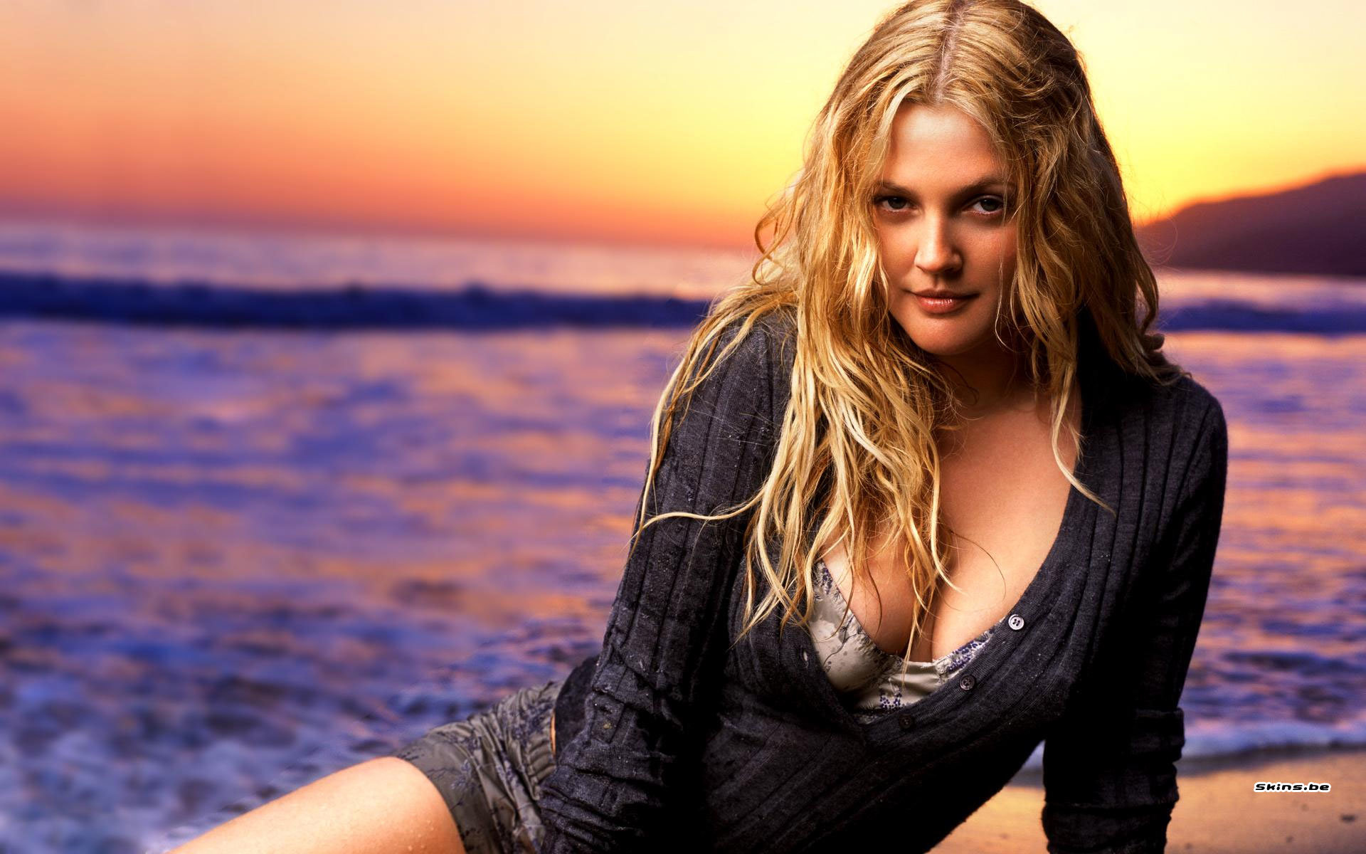 Download hd 1920x1200 Drew Barrymore PC wallpaper ID:83629 for free