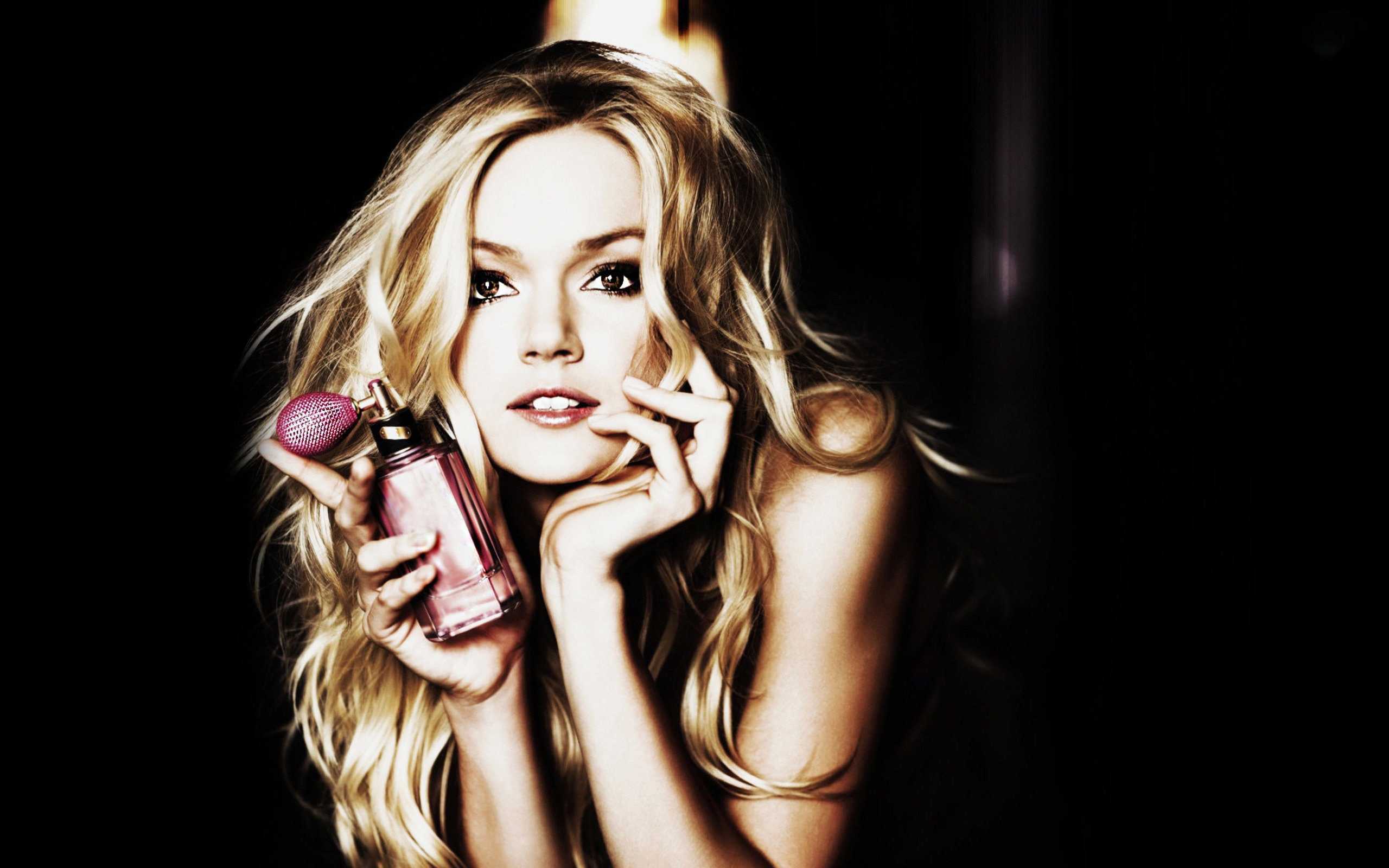 Download hd 2560x1600 Lindsay Ellingson PC wallpaper ID:374637 for free