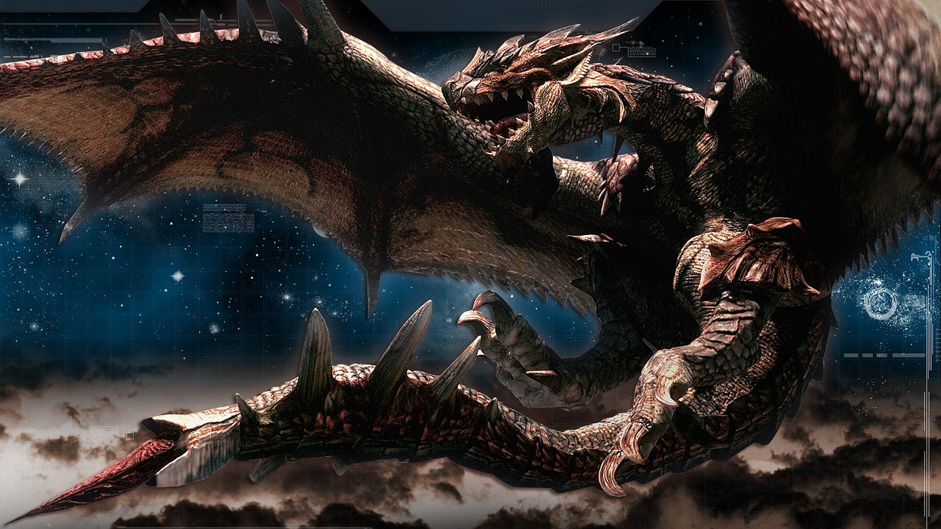 Download Hd 1920x1080 Monster Hunter Pc Wallpaper Id 294469 For Free