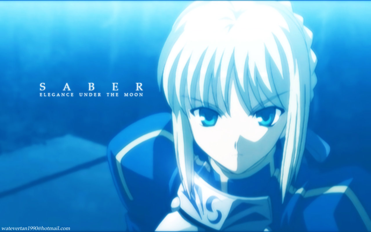 High resolution Saber (Fate Series) hd 1280x800 wallpaper ID:468556 for computer