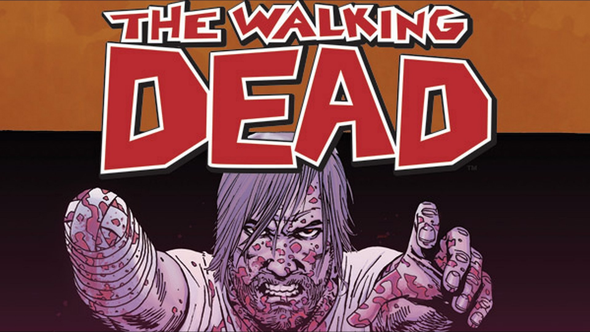 Best Walking Dead Comics Wallpaper Id 84301 For High Resolution