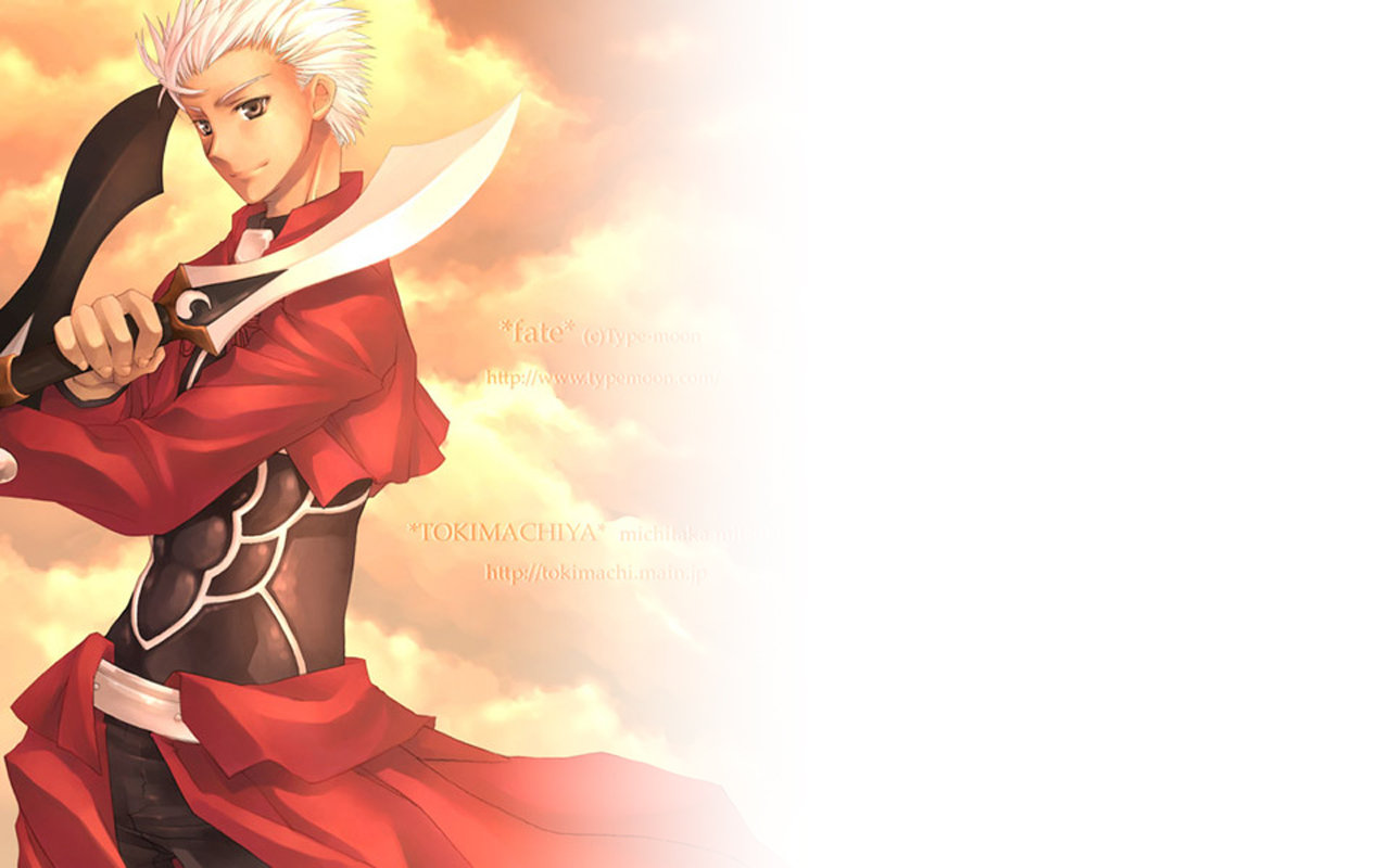 Best Archer (Fate/Stay Night) background ID:468375 for High Resolution hd 1280x800 computer