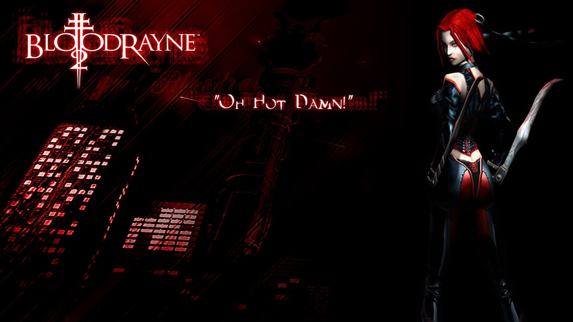 Free Download Bloodrayne Background Id 449225 Full Hd 1080p For Desktop
